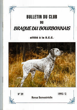 Bulletin of the CBB Nb 39 (year 1995)